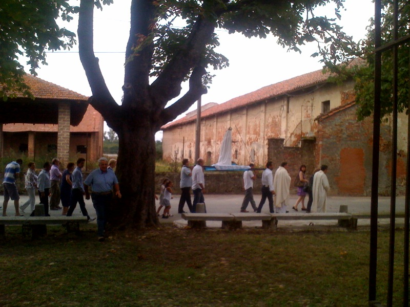 Processione Beata Vergine del Rosario